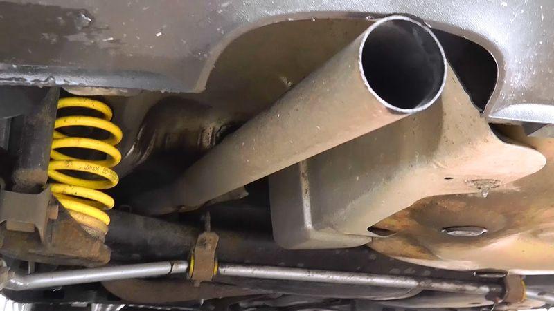 汽車排氣管