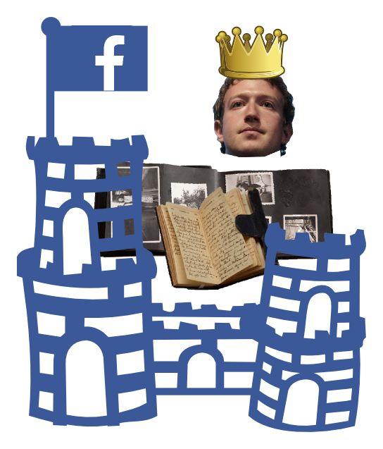 FB 掌控你的數位回憶